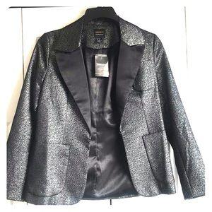 FOREVER 21 Black Tuxedo Blazer